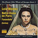 Adriano Auric: Lola Montez / Notre-Dame de Paris / Farandole
