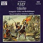 Adriano Faesy: Columbus / Sempach / Der Triumph der Liebe