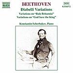 Konstantin Scherbakov Beethoven: Diabelli Variations