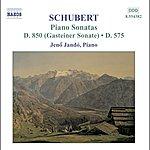 Jenő Jandó Schubert: Piano Sonatas, D. 575 and D. 850