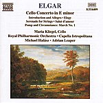 Adrian Leaper Elgar: Cello Concerto / Introduction and Allegro / Serenade for Strings