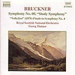 Royal Scottish National Orchestra Bruckner: Symphony No. 00, 'Study Symphony', WAB 99 / Finale to Symphony No. 4, 'Volkfest', WAB 104