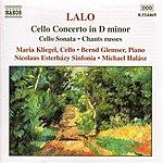 Bernd Glemser Lalo: Cello Concerto in D minor / Cello Sonata