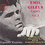 Emil Gilels Emil Gilels Legacy, Vol.1