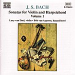 Bob Van Asperen Bach, J.S.: Sonatas for Violin and Harpsichord, Vol. 1
