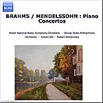 Jenő Jandó BRAHMS / MENDELSSOHN: Piano Concertos