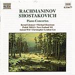 Bernd Glemser Rachmaninov / Shostakovich: Piano Concertos