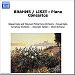 Jenő Jandó Brahms / Liszt: Piano Concertos