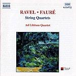 Ad Libitum Faure / Ravel: String Quartets