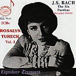 Rosalyn Tureck Rosalyn Tureck, Vol.1: Bach - The Six Partitas