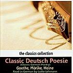 Lotte Lehmann Classic German Poetry: Goethe, Mörilke, Heine