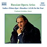 Vladimir Grishko Russian Opera Arias, Vol. 2