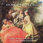 Trevor Pinnock C.P.E. Bach, J.C. Bach: Sons Of Bach Concertos