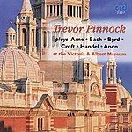 Trevor Pinnock Trevor Pinnock At The Victoria & Albert Museum