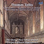 Edward Higginbottom Tallis, Gaude Gloriosa - Magnificat And Nunc Dimittis Motets From The Cantiones Sacrae
