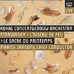 Mariss Jansons Stravinsky: L'Oiseau De Feu/Le Sacre Du Printemps