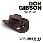 Don Gibson Various Hits Volume 1 & Volume 2