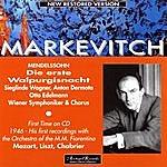 Igor Markevitch Markevitch Conducts Mendelssohn