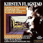 Kirsten Flagstad Kirsten Flagstad Farewell Concert