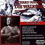 Sir Thomas Beecham Richard Wagner: Die Walküre (Excerpts)