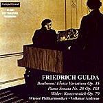 Friedrich Gulda Gulda Plays Beethoven & Weber
