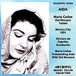 Maria Callas Giuseppe Verdi: Aida