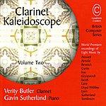 Gavin Sutherland Clarinet Kaleidoscope Volume Two