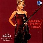 Prague Chamber Orchestra Martinů / Stamitz / Lukáš