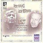 Lazar Berman Liszt: Piano Concerto No. 1, Mephisto Waltz, Heroïde Funèbre