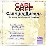 Kölner Rundfunk-Sinfonie-Orchester Carl Orff: Carmina Burana