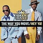 OutKast The Way You Move/Hey Ya! (4-Track Maxi-Single)