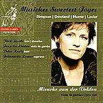 Fred Jacobs Musickes Sweetest Joyes - Simpson, Jones, Corkine, Hume, Et Al.