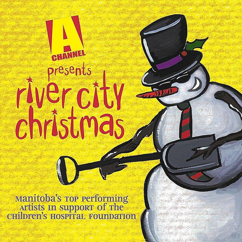 Cover Art: River City Christmas