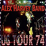 Alex Harvey US Tour '74