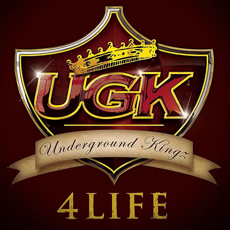 Cover Art: UGK 4 Life