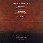Alexei Lubimov Valentin Silvestrov: Metamusik, Postludium