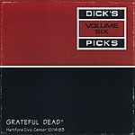 Grateful Dead Dick's Picks, Vol.6: Hartford Civic Center, 10/14/83