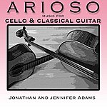 Jonathan Adams Arioso: Music For Cello And Classical Guitar
