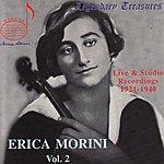 Erica Morini Erica Morini, Vol.2
