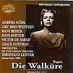 Ferdinand Leitner Wagner: Die Walküre