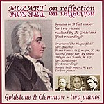 Anthony Goldstone Mozart: Mozart On Reflection