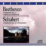 South German Philharmonic Beethoven: Symphony No 5 & Schubert: Symphony No 8