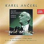 David Oistrakh Ančerl Gold, Vol.18: Mozart: Concertos/Voříšek: Symphony In D Major