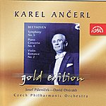 Czech Philharmonic Orchestra Ančerl Gold, Vol.25: Beethoven: Symphony No. 5/Piano Concerto No. 4/Violin Romance No. 2
