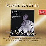 Czech Philharmonic Orchestra Ančerl Gold, Vol.38 Mozart: Piano Concertos Nos. 9 & 23/Horn Concerto No. 3