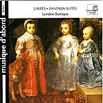 London Baroque Lawes: Fantasia-suites For Two Violins, Bass Viol & Organ