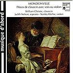 Judith Nelson Mondonville: Pièces De Clavecin, Op. 5