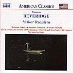 Alberto Mizrahi Beveridge: Yizkor Requiem