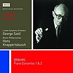 Sir Clifford Curzon Brahms: The Piano Concertos (2 CDs)