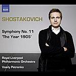 "Royal Liverpool Philharmonic Orchestra Shostakovich: Symphony No.11, ""The Year 1905"""